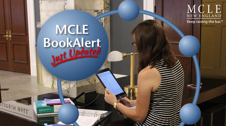 MCLE Book Alert