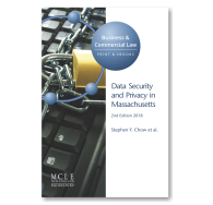 Data Security and Privacy in Massachusetts